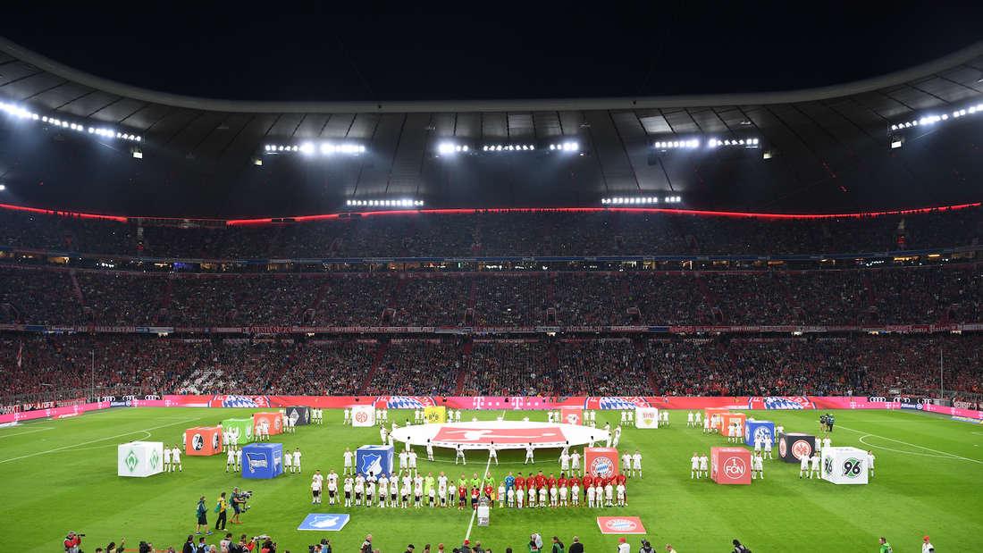 Bayern M¸nchen - 1899 Hoffenheim