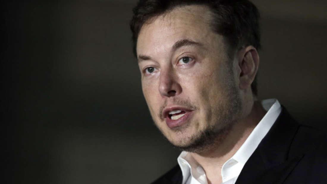 Hat sich Elon Musk mit seinem Hin und Her an der Börse verschätzt? Die Anleger nehmen es ihm jedenfalls gerade übel.
