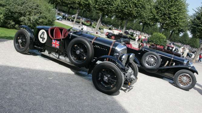 Old but gold! Oldtimer-Parade verzaubert Schwetzingen