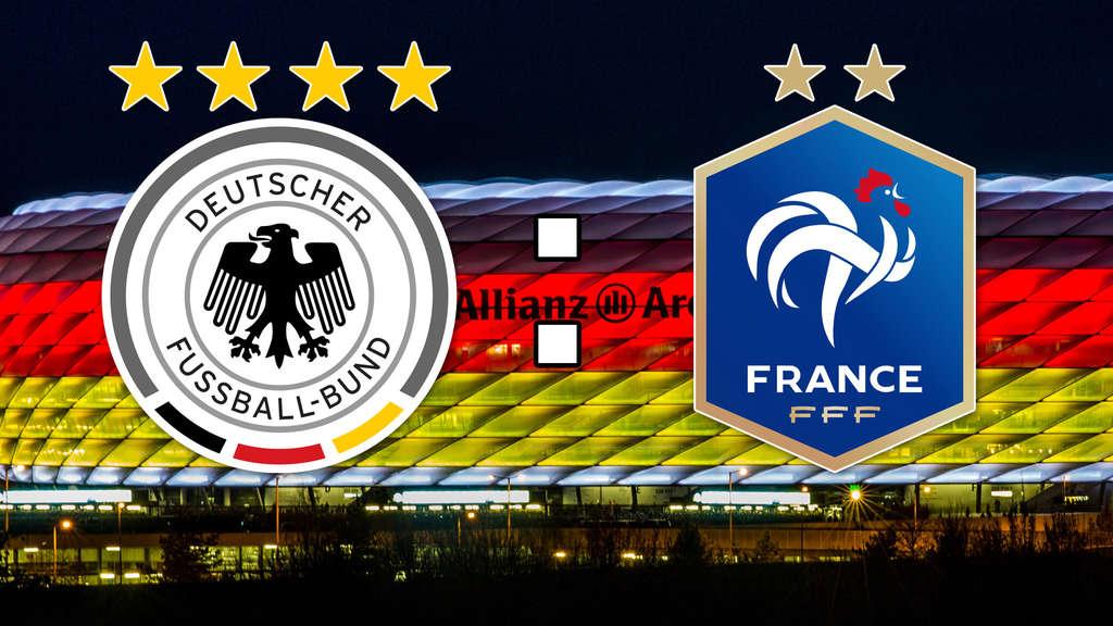 Deutschland Frankreich 06.09