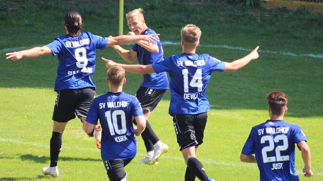 Der SV Waldhof muss gegen Steinbach auf Valmir Sulejmani, Jesse Weißenfels und Maurice Deville verzichten.