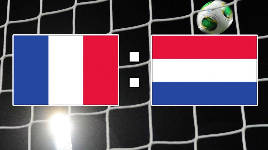 niederlande gegen frankreich