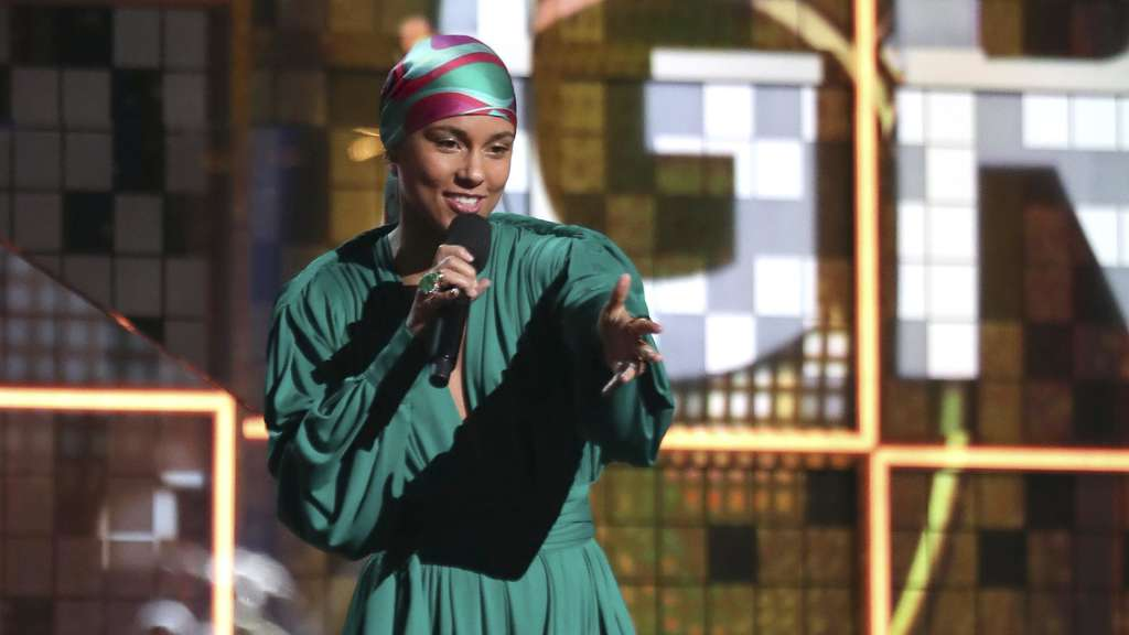 Alicia Keys bei den 61. Grammy Awards (Archiv)