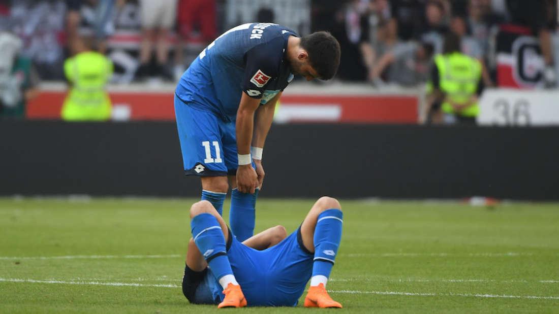 Florian Grillitsch und Kevin Vogt drohen zum Champions-League-Auftakt auszufallen. (Archivfoto)
