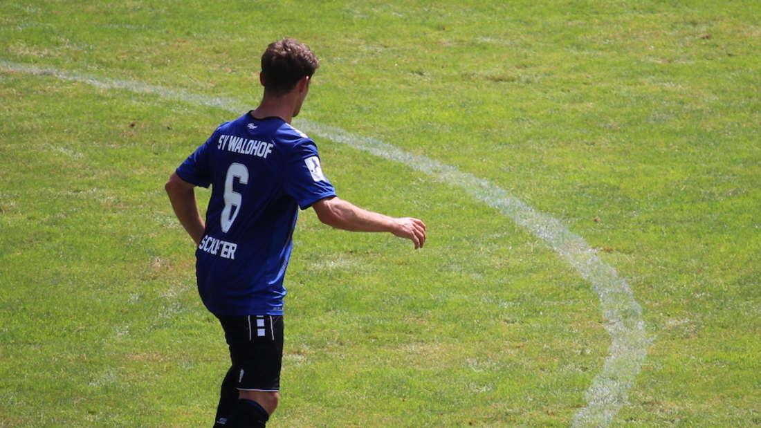 Der SVW holt beim VfB Stuttgart II einen Punkt (Archivfoto).