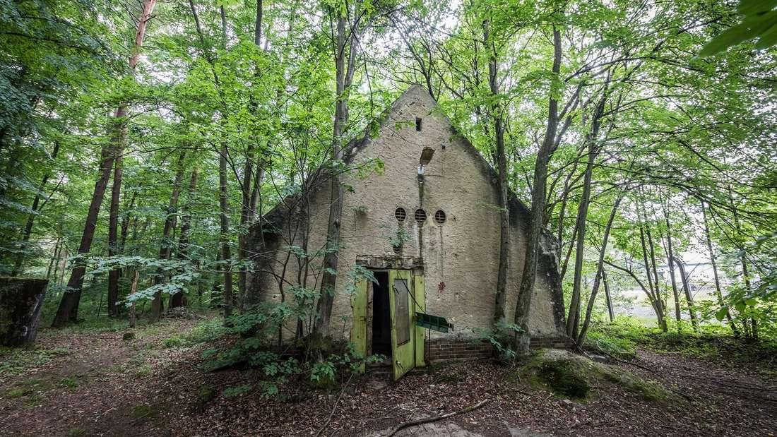 Einen Bunker im Garten findet man nicht alle Tage... (Symbolbild)