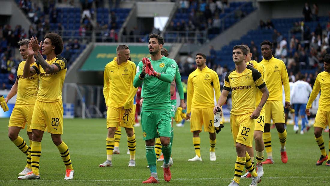 1899 Hoffenheim - Borussia Dortmund