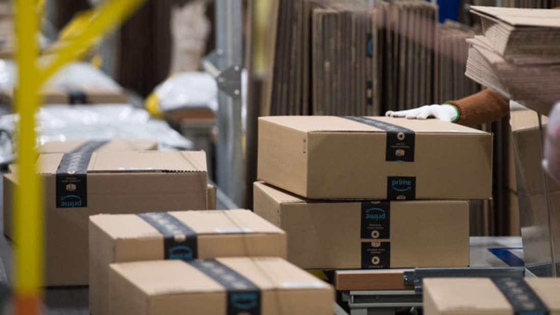 Jeder möchte, dass sein Amazon-Paket heil daheim ankommt - doch nicht immer ist das so.