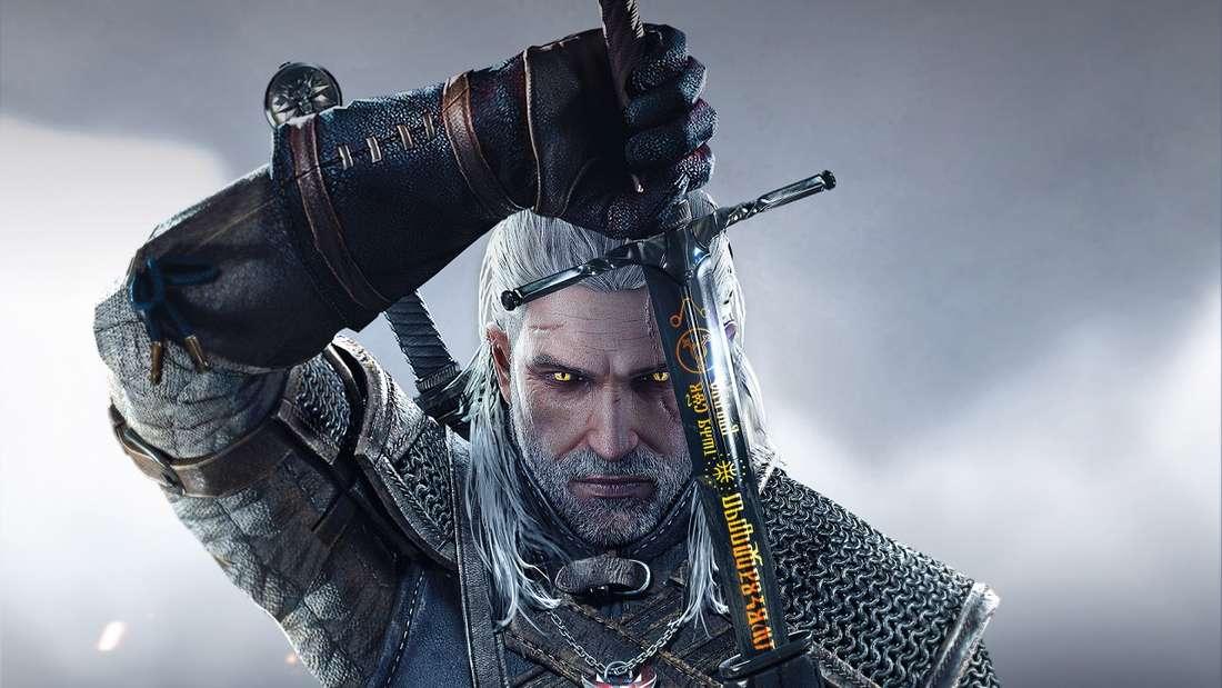 Geralt von Riva wird bald auch Ihren Fernsehbildschirm zieren.