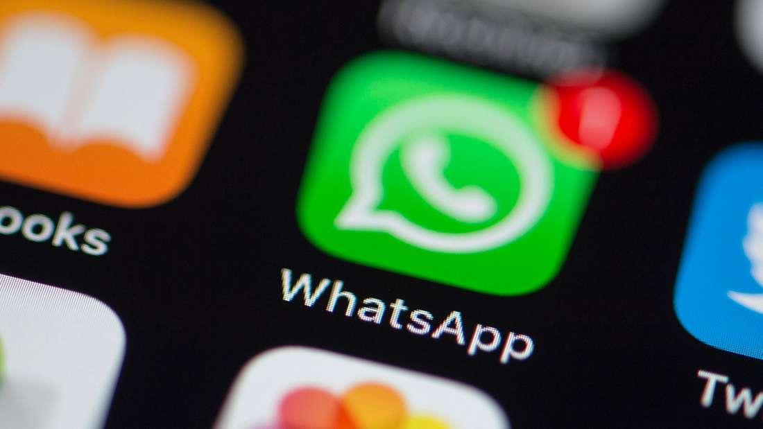 WhatsApp Werbung Facebook