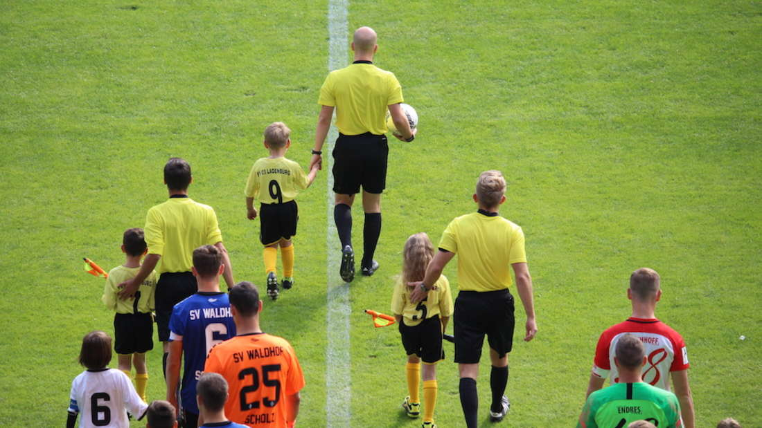 Regionalliga Südwest - 12. Spieltag: SV Waldhof Mannheim verliert Heimspiel gegen Kickers Offenbach.
