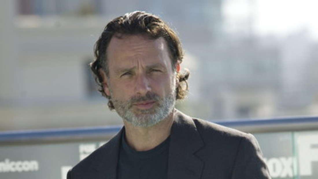"""Für Andrew Lincoln ist Staffel 9 von """"The Walking Dead"""" die letzte."""
