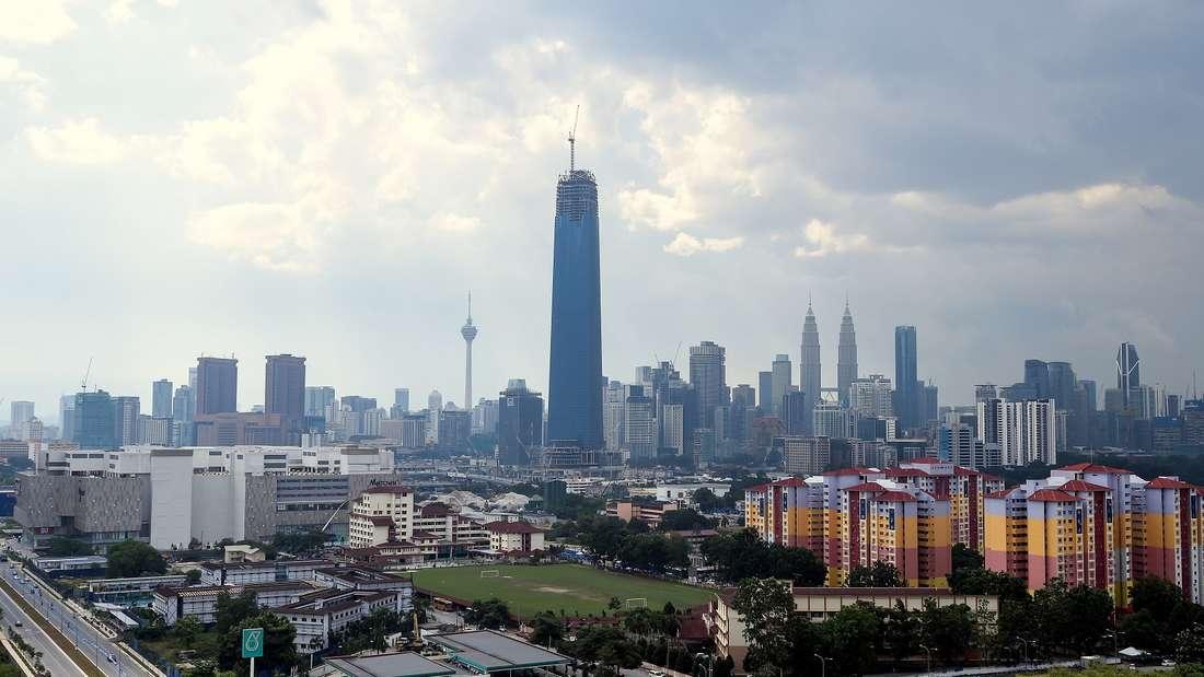 7. Kuala Lumpur