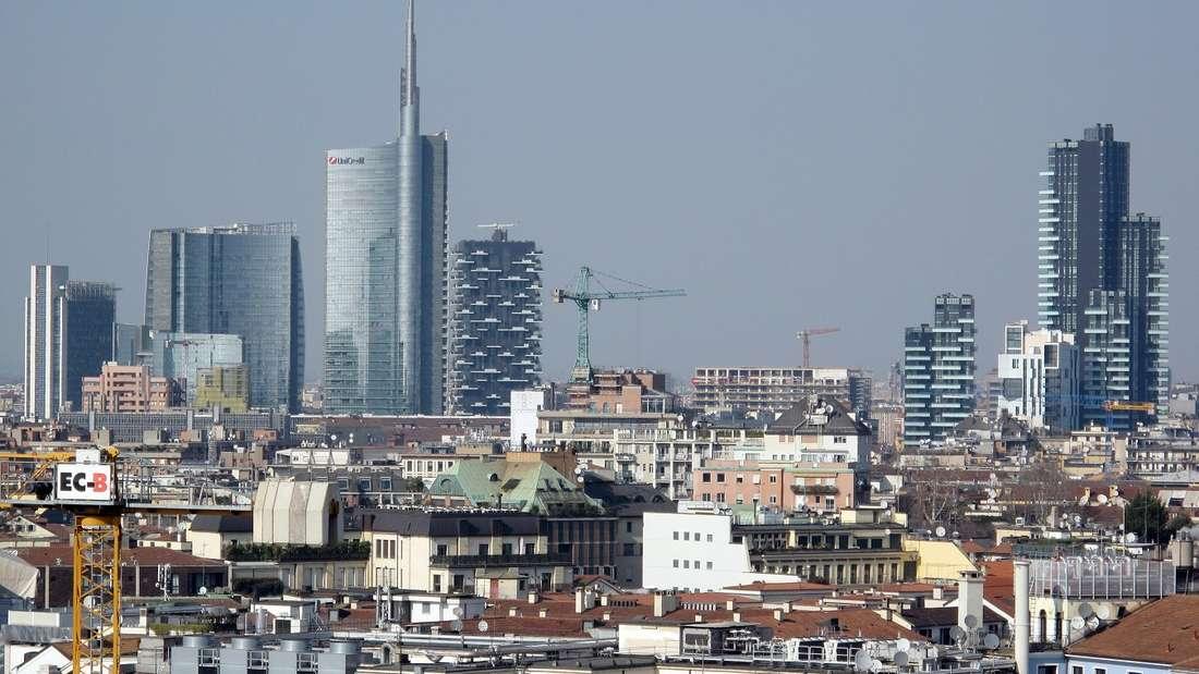 15. Mailand