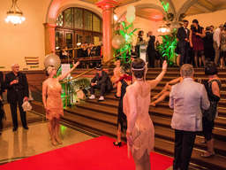 "Impressionen von Ballnacht ""The Great Gatsby"""