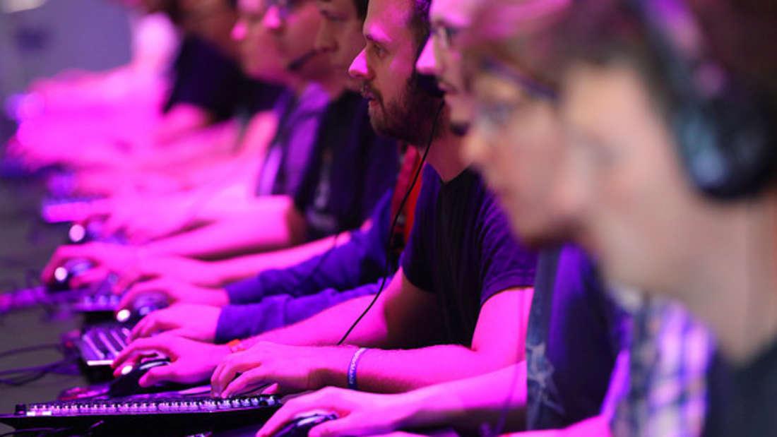Auch auf der Gamescom 2018 war EA mit Battlefield 5 vertreten.