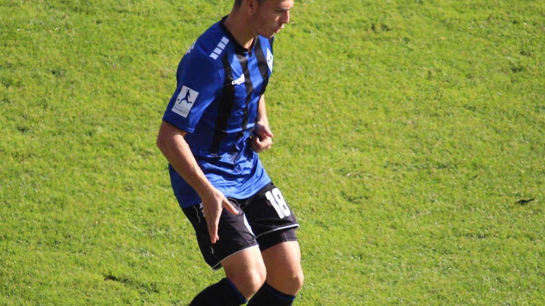 Regionalliga Südwest - 14. Spieltag: SV Waldhof Mannheim - FC Homburg 5:1 (3:0)