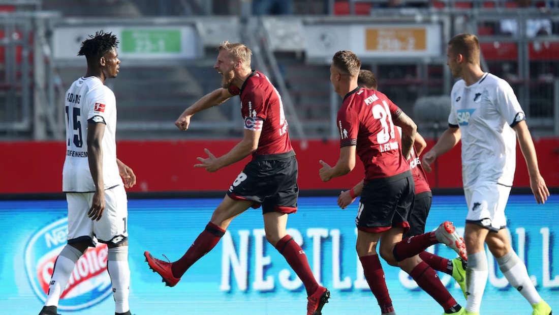 1. FC N¸rnberg - 1899 Hoffenheim