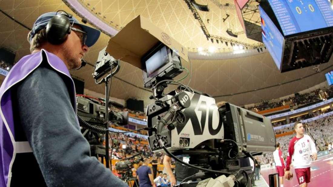 Die TV-Situation bei der Handball-WM ist geklärt. Foto: Axel Heimken