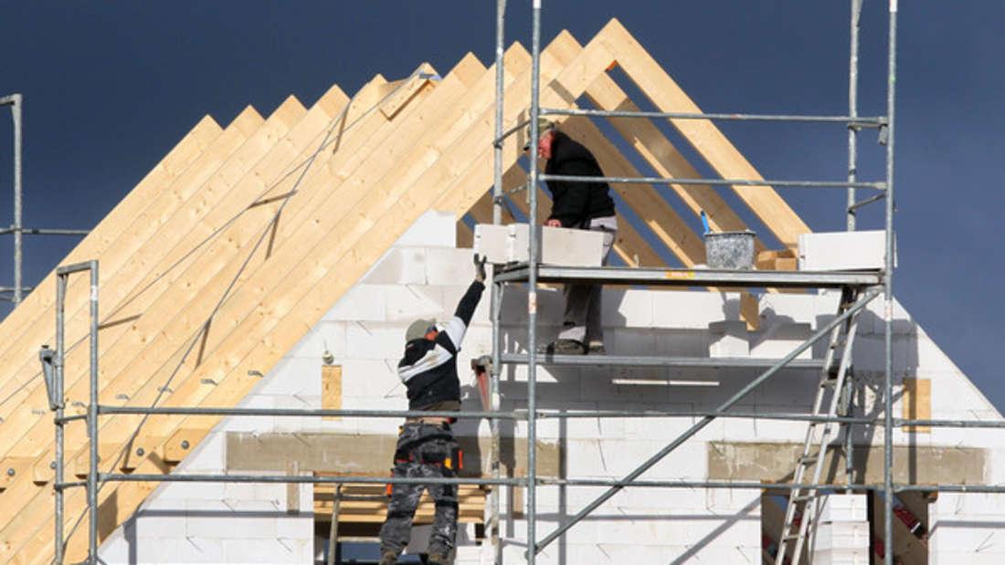 Eine Frau aus Cornwall baute sich eine Hütte - und war später gezwungen, sie wieder abzureißen (Symbolbild).