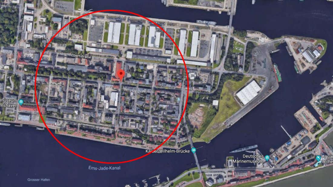 Wilhelmshaven: Schlägerei an der Mainstraße mit Dachlatten und Baseballschläger - Polizei mit Großeinsatz