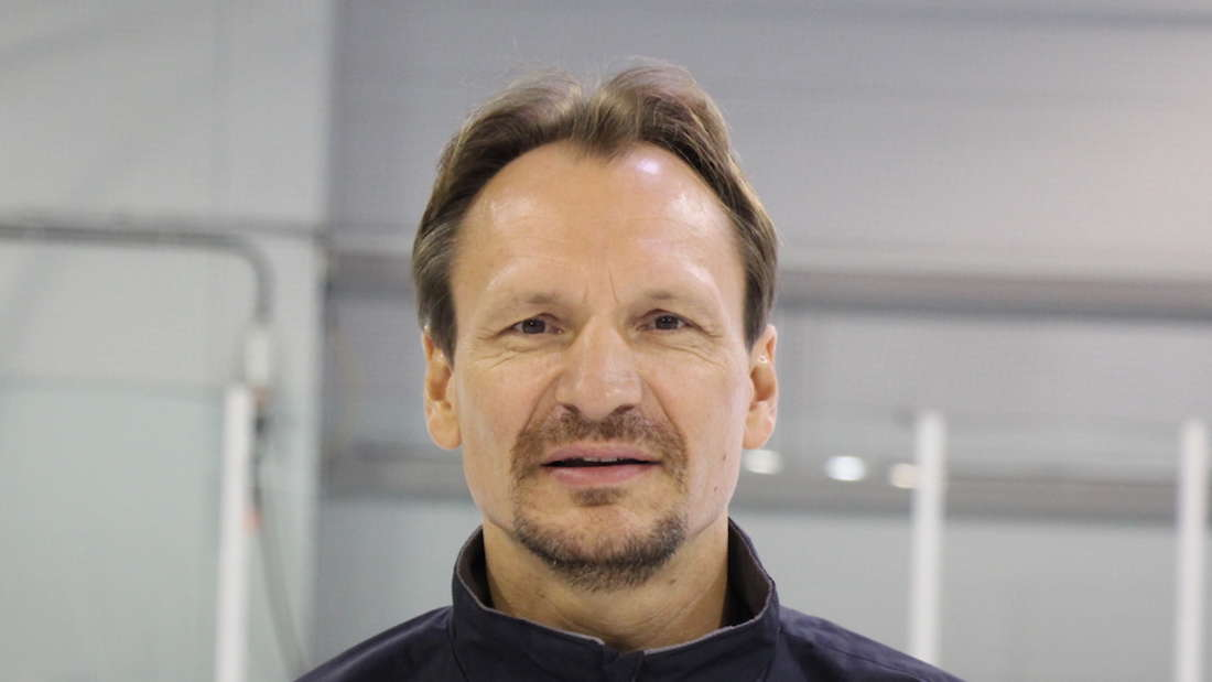 Pavel Gross ist der Headcoach der Adler Mannheim.