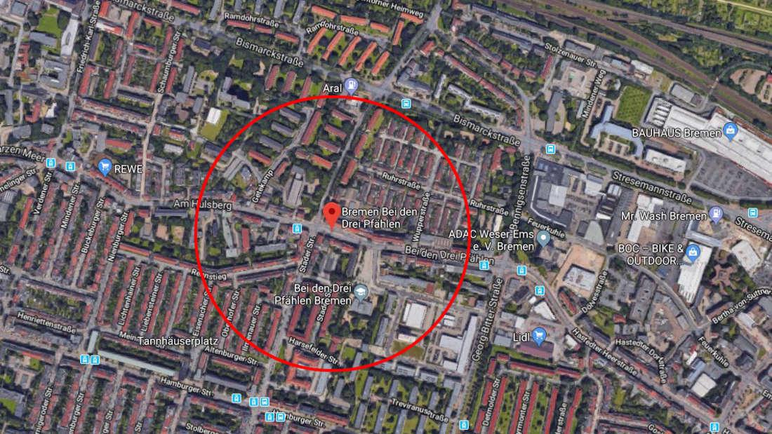 Bremen: Messerstecherei in der Straßenbahn - Streit in N10 eskaliert völlig.