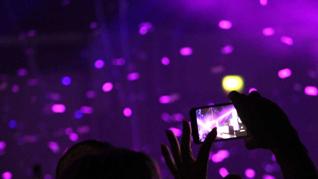 Konzert Maimarkt Club Gestört aber Geil