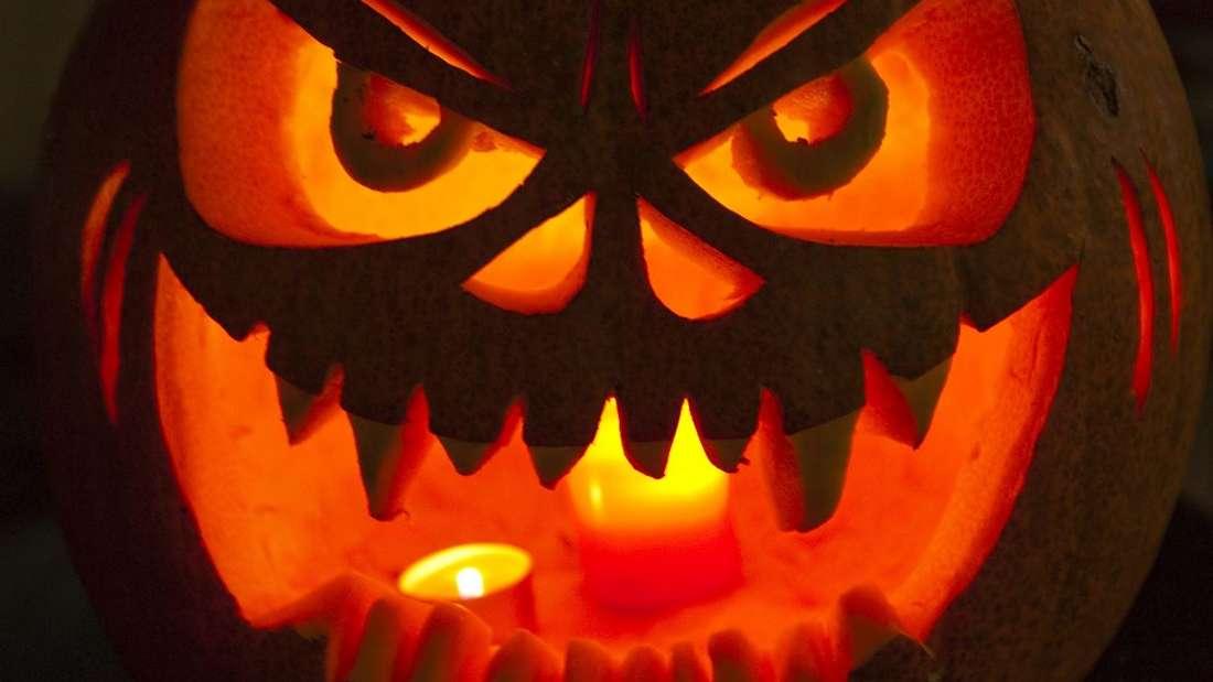 """In der vierten Folge der Sat.1-Koch-Show """"The Taste"""" bahnt sich für Star-Koch Roland Trettl ein echter Halloween-Horror an."""