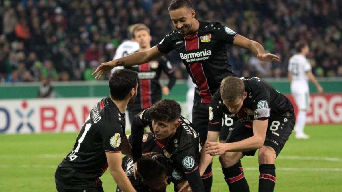 Schalke Leverkusen 7 4