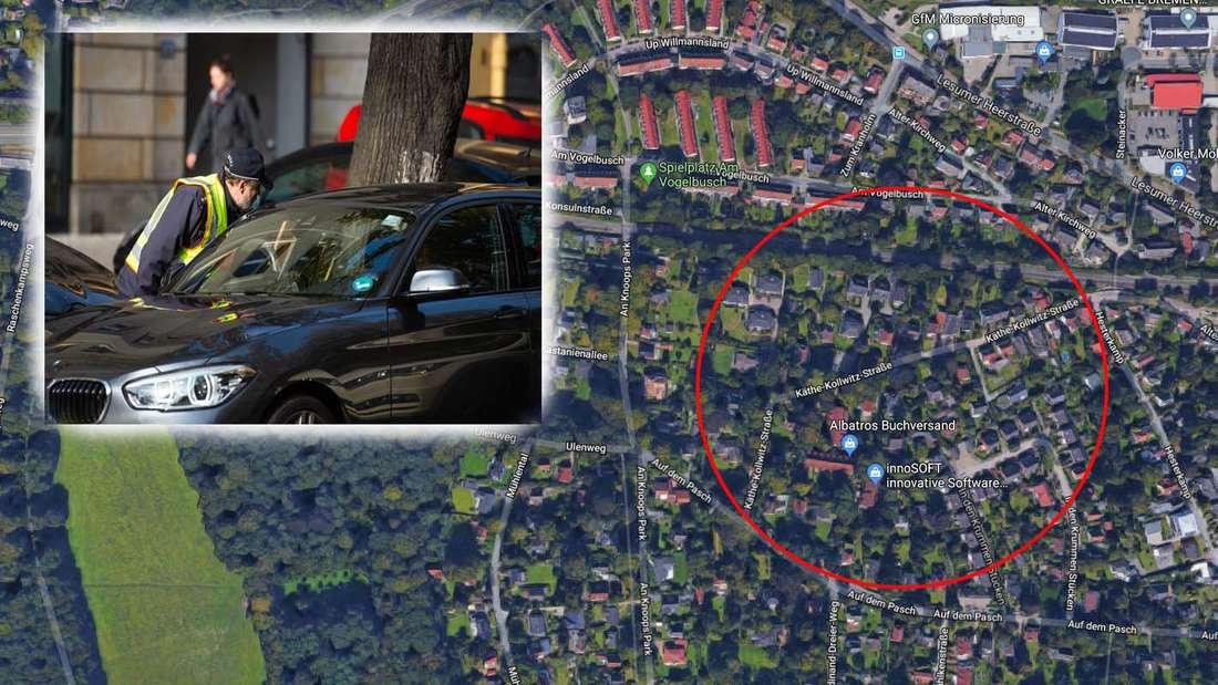 Nachdem ein Streit zwischen zwei Autofahrerinnen und einem Beifahrer in Bremen eskalierte, überprüft nun die Führerschein-Stelle, ob die drei zu aggressiv zum Autofahren sind.