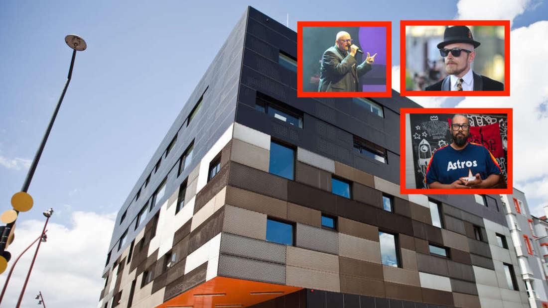 Für das HipHop Symposium kommen Stars wie Jan Delay, Samy Deluxe und Rolf Stahlhofen an die Popakademie. (Symbolfoto)