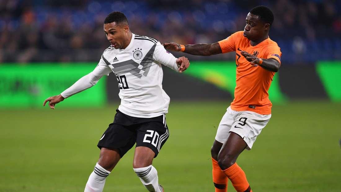 Deutschland gegen Niederlande, Nations League