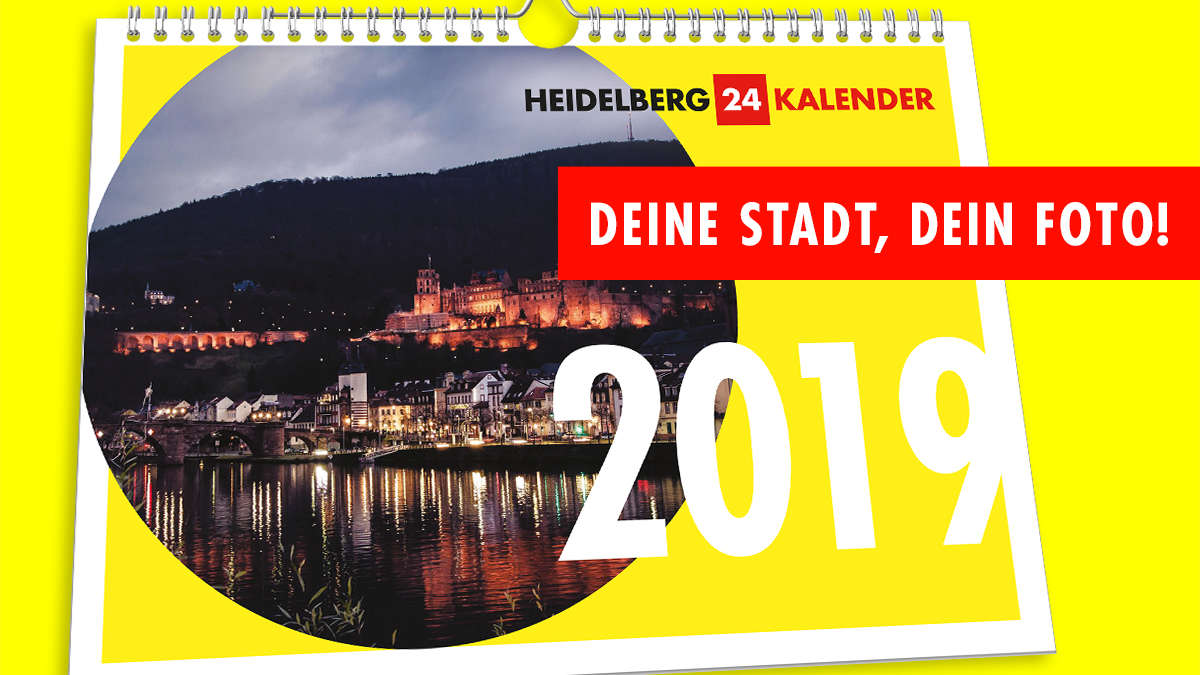 heidelberg schick uns dein foto bild aktion f r den heidelberg24 kalender 2019 region. Black Bedroom Furniture Sets. Home Design Ideas