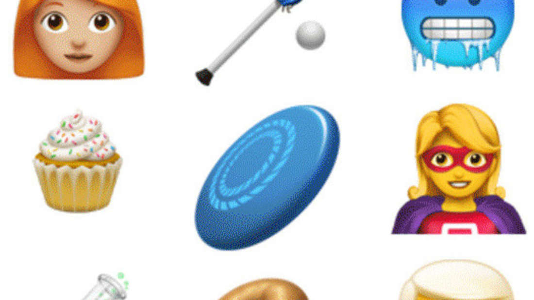 70 neue Emojis bekommen User durch das neue iPhone-Update.