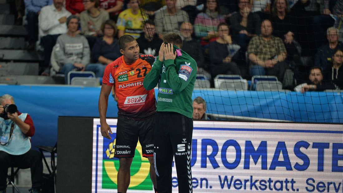 EHF Champions League in SAP Arena: Rhein-Neckar Löwen gegen Telekom Veszprem HC