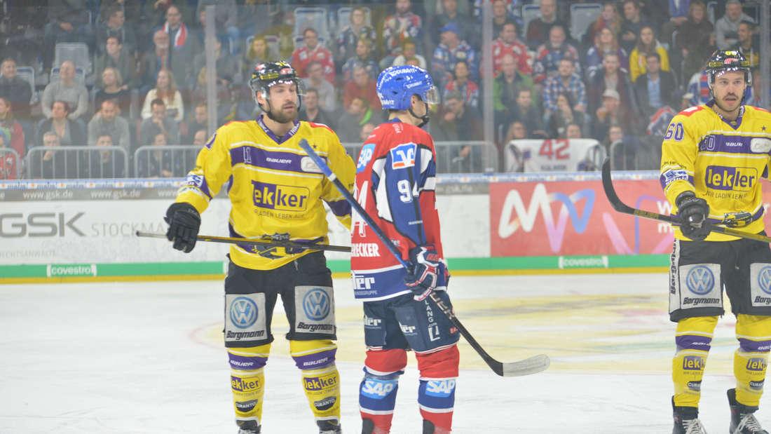 DEL - 20. Spieltag: Adler Mannheim - Krefeld Pinguine in SAP Arena