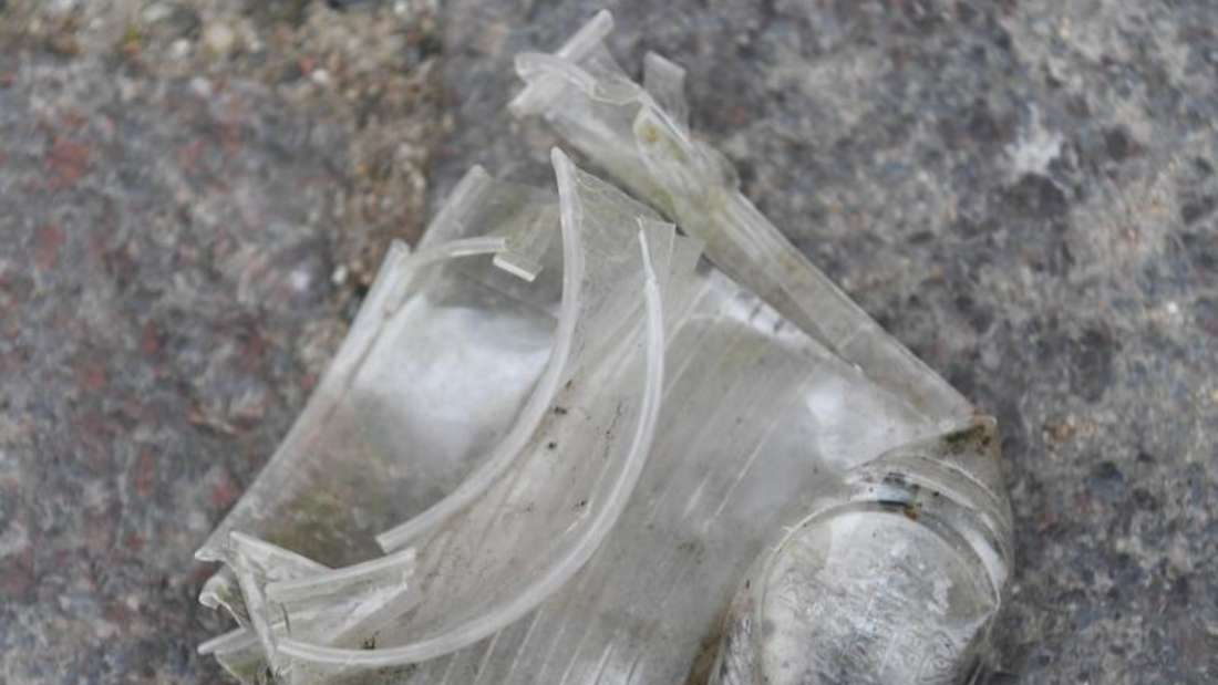 Allein in Deutschland fallen pro Jahr rund drei Millionen Tonnen Plastikmüll an. Foto: Stefan Sauer