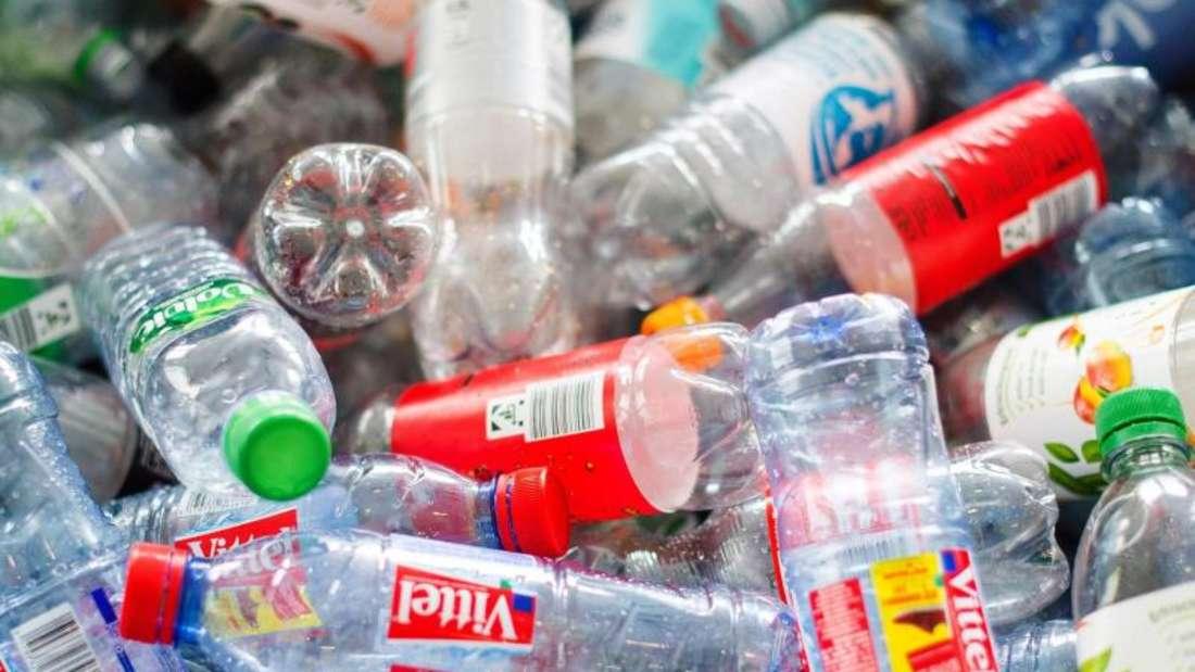 Svenja Schulze will einen Fünf-Punkte-Plan gegen überflüssigen Plastikmüll und für mehr Recycling vorstellen. Foto: Daniel Bockwoldt