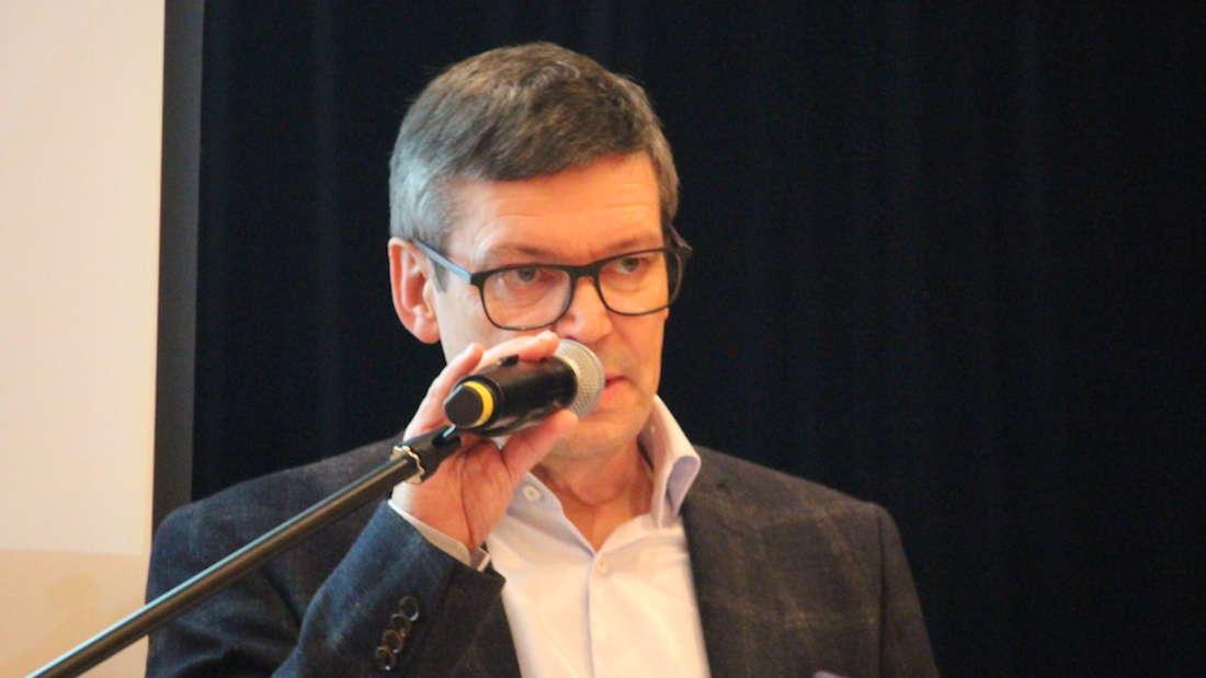 Ex-Waldhof-Präsident Klaus-Rüdiger Geschwill