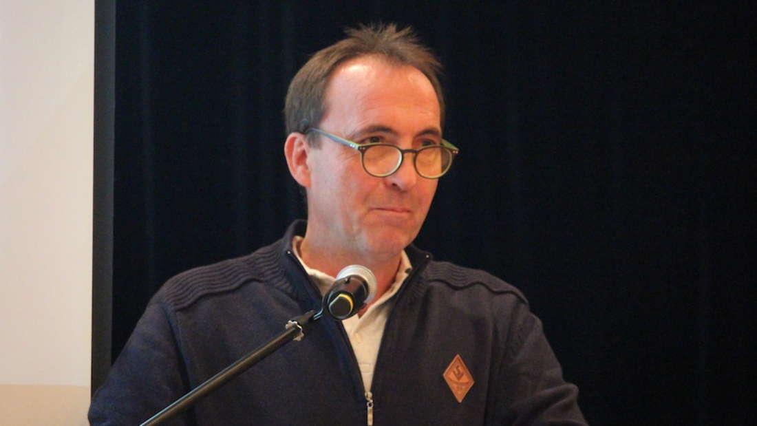 Vize-Präsident Stefan Höß