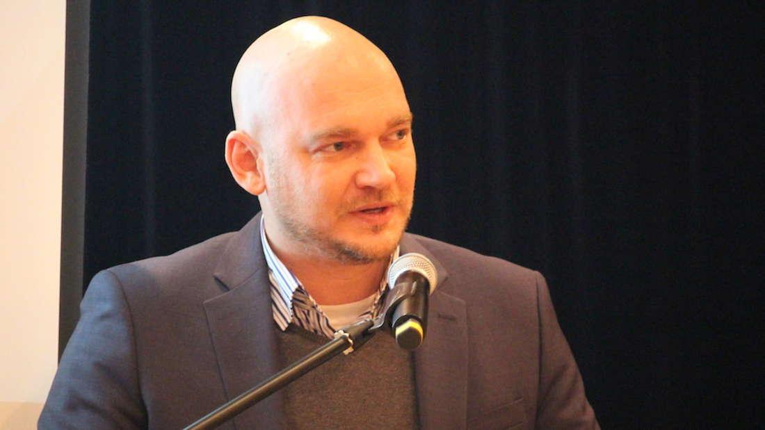 Geschäftsführer Markus Kompp.