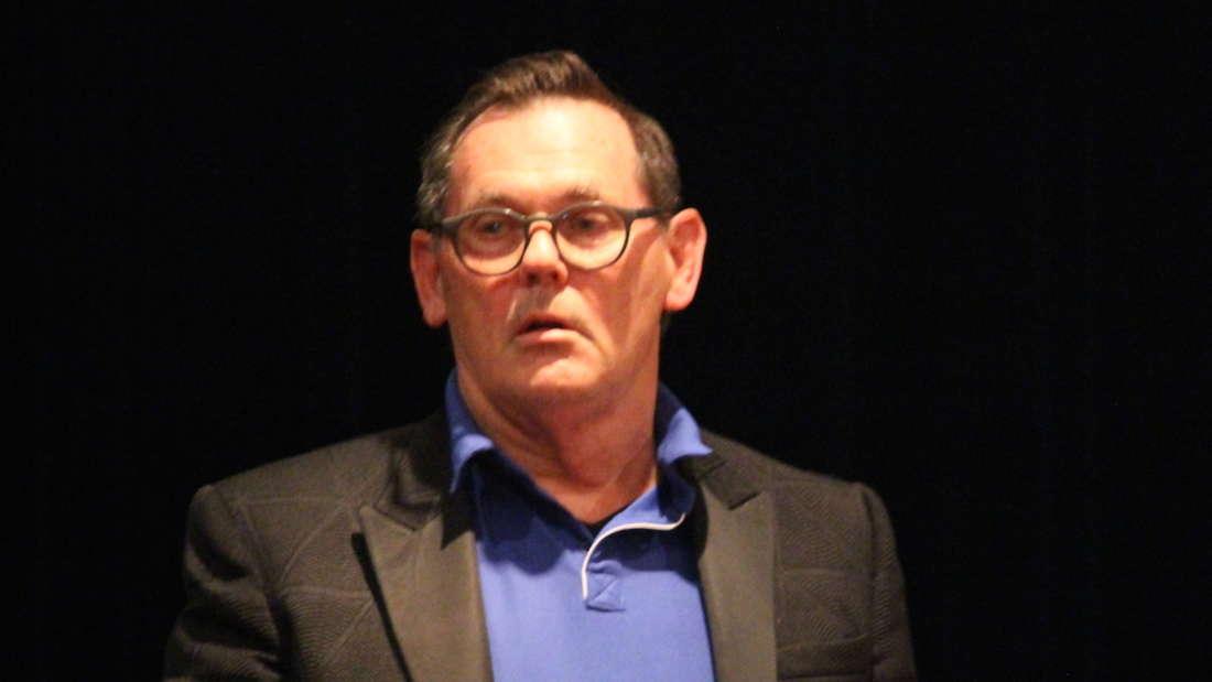 Waldhof-Mitgliederversammlung 2018: Bernd Beetz ist neuer SVW-Präsident.