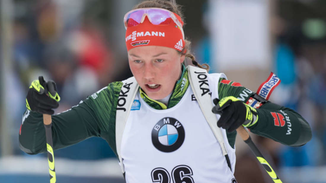 Biathlon-Weltcup Laura Dahlmeier