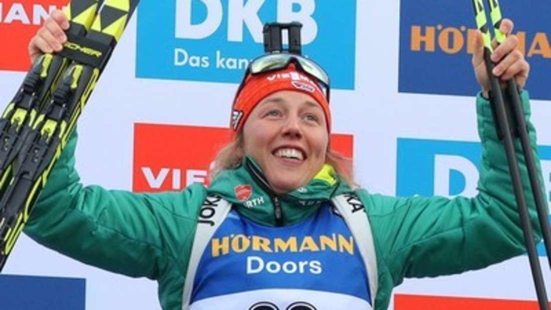 Biathlon: Weltcup in Antholz