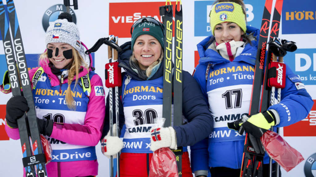 Biathlon-Weltcup in Canmore