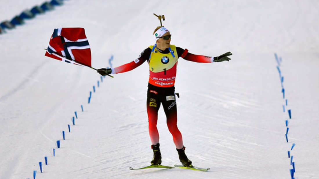 Biathlon: Weltcup in Oslo