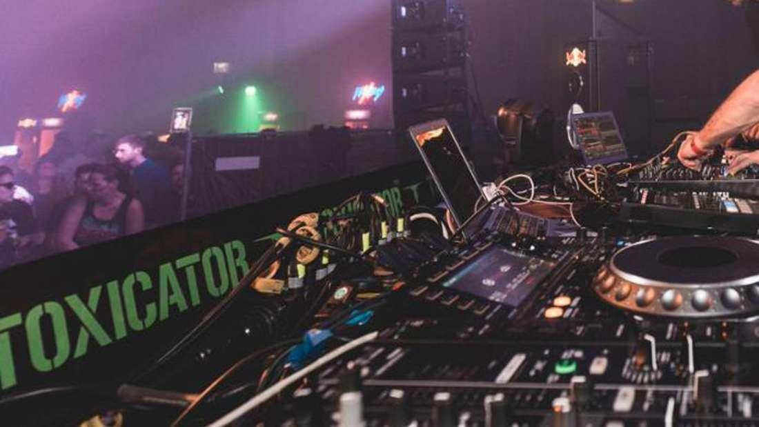 Unbekannte stehlen DJ-Equipment vom Maimarktgelände. (Symbolfoto)