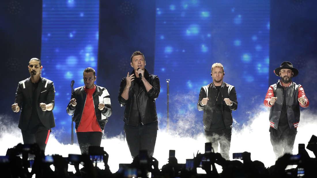 Backstreet Boys starten in Hannover