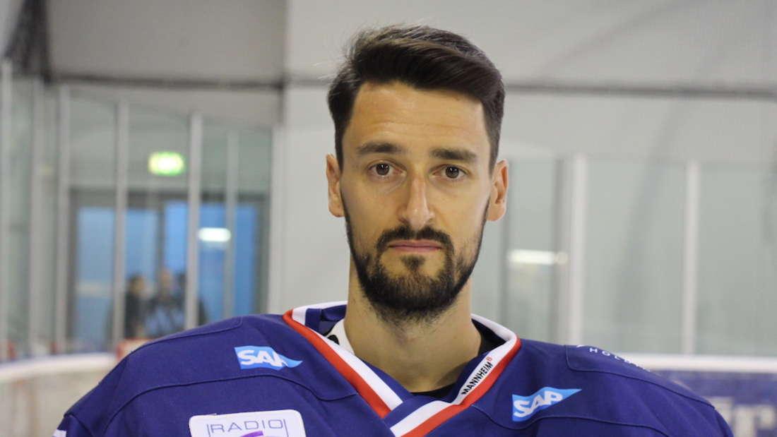 Dennis Endras hat beim Auswärtssieg der Adler Mannheim gegen den EHC Red Bull München eine herausragende Leistung gezeigt.